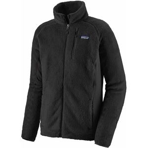 PATAGONIA R2 Fleece JACKET Women's Black Coat